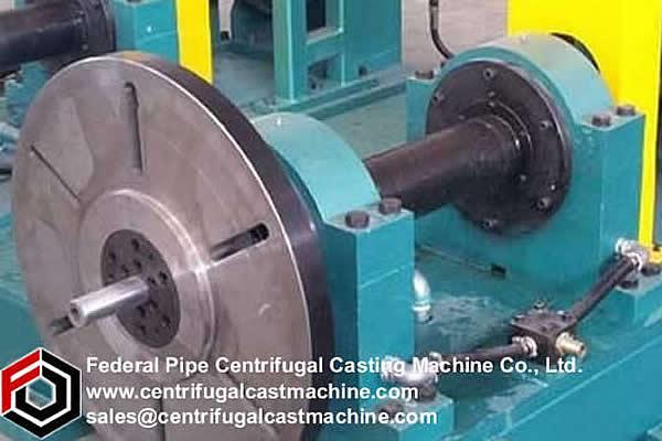 Cantilever Centrifugal Casting Machines