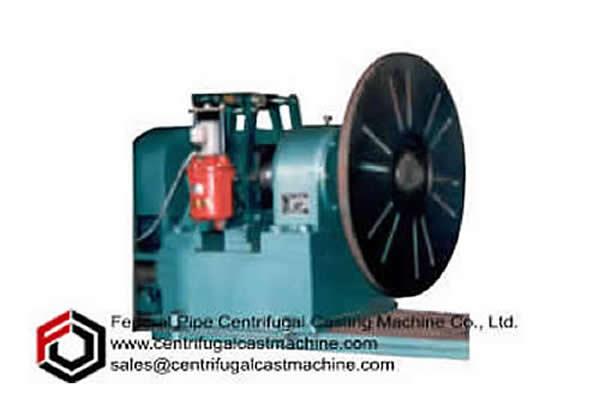 Cantilever/shaft Centrifugal Casting Machine 3
