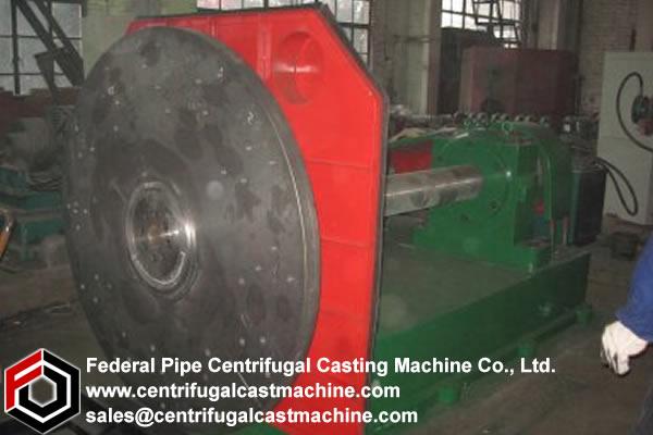 Cantilever Centrifugal Casting Machine 7