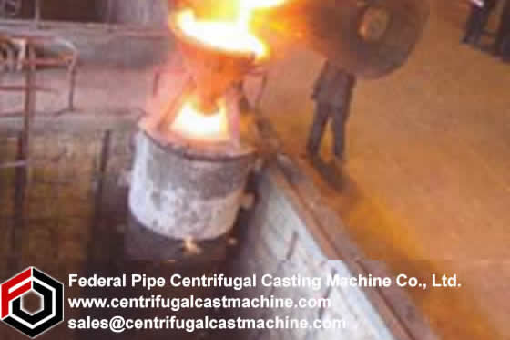 Roll Core Vertical Static Casting 1