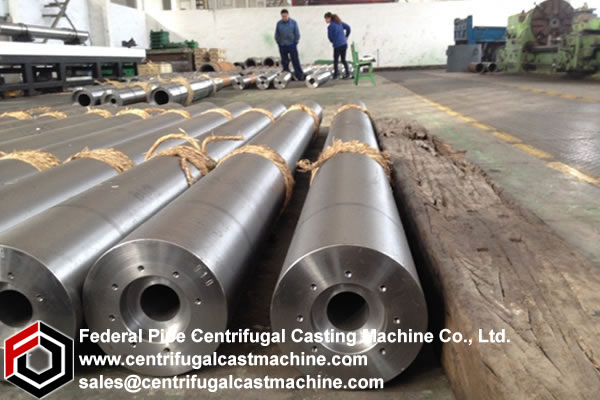 Iron Pipe Centrifugal Casting Mold