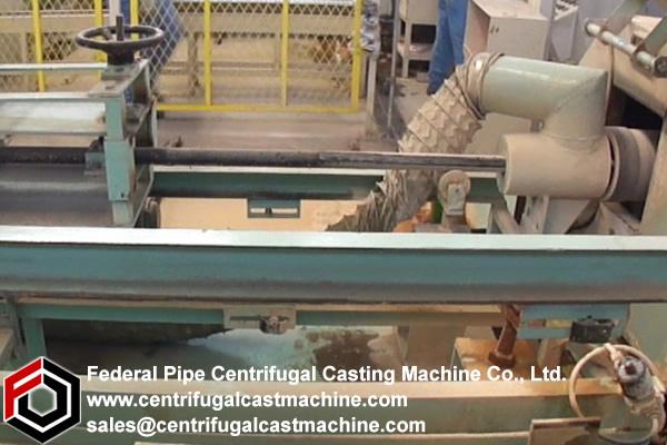 Piston Ring & Bearing Bush Centrifugal Casting Machine 3