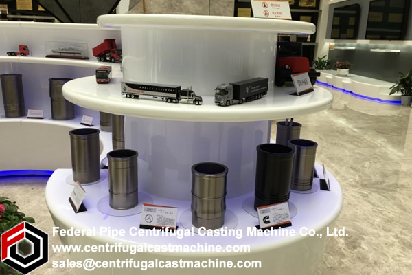 Truck Engine Cylinder Liners