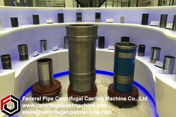 Ship Engine Cylinder Liners