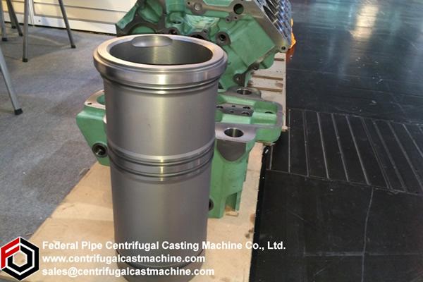 Locomotive Engine Cylinder Liners