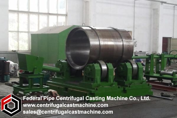 Horizontal Cylinder Liner Centrifugal Casting Machines