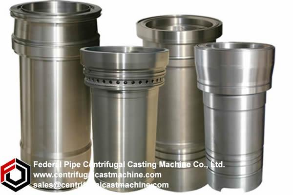 Centrifugally Casted Locomotive Engine Cylinder Liners