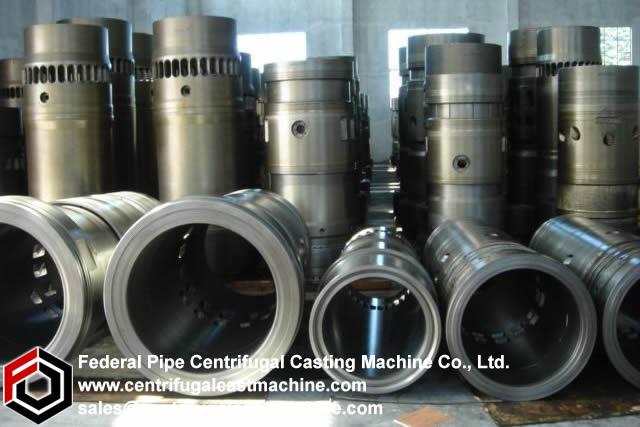 Centrifugally Casted Locomotive Engine Cylinder Liner