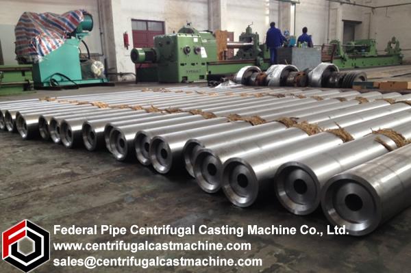 Grey Iron Pipe Centrifugal Casting Mold