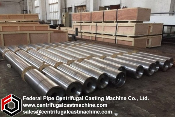 3-Meter Grey Iron Pipe Centrifugal Casting Mold