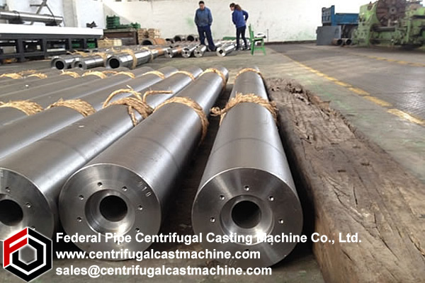 3-Meter Grey Iron Pipe Centrifugal Casting Mold 1