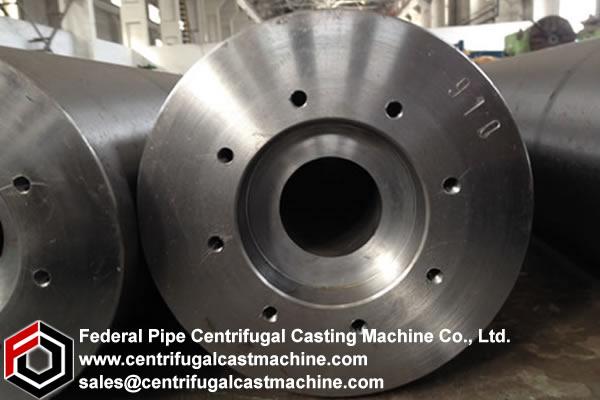 Grey Iron Pipe Centrifugal Casting Mold 2