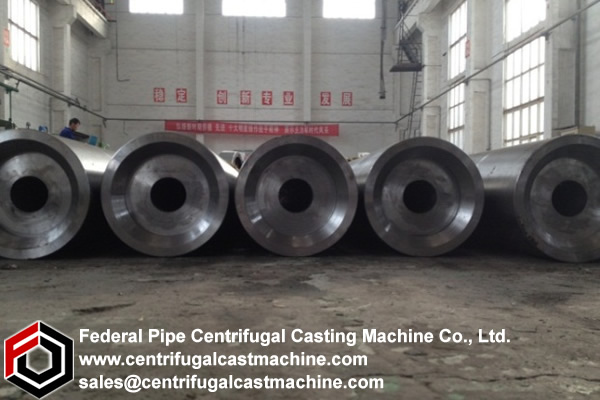 Grey Iron Pipe Centrifugal Casting Mold 6