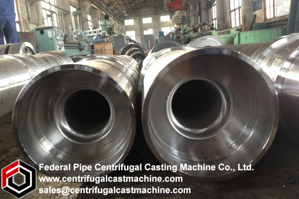 3-Meter Grey Iron Pipe Centrifugal Casting Mold 2