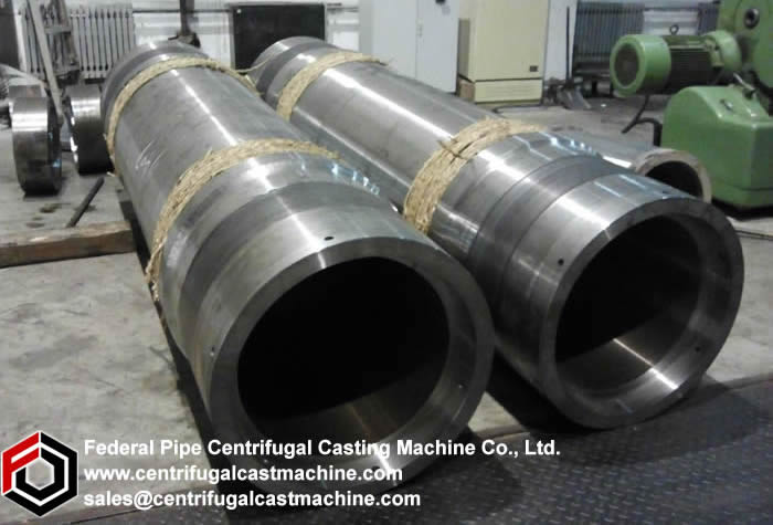 3-Meter Grey Iron Pipe Centrifugal Casting Mold 3