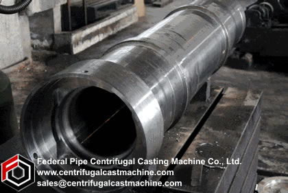 Pipe Centrifugal Casting Mold with Socket 1