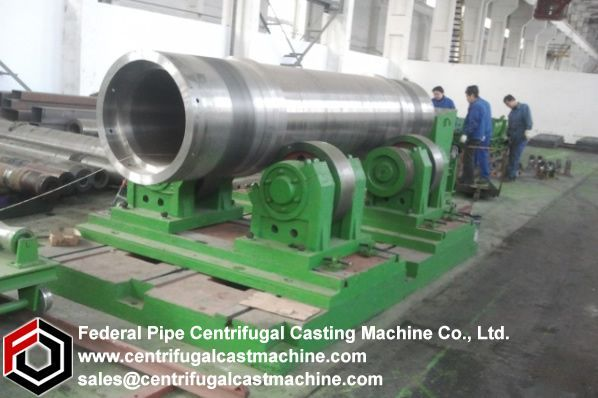Alloy Steel Pipe Centrifugal Casting Machine