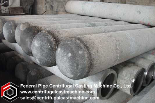 Horizontal Magnesium Metal Reduction Retort