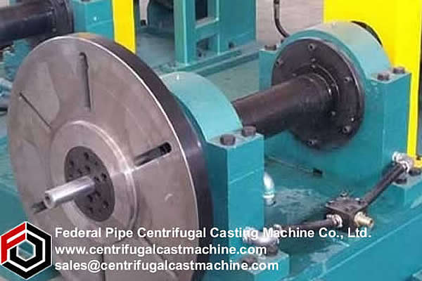 Evaluation of an improved centrifugal casting machine