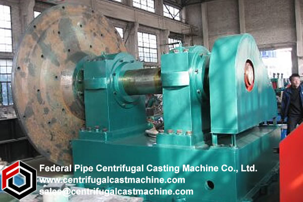 Proposed Design of Centrifugal Casting Machine For Manufacturing Of Turbine Bearing