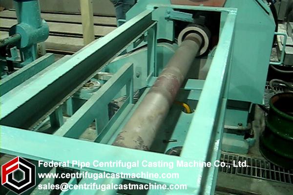 2017 Horizontal Centrifugal Casting Machine Dies