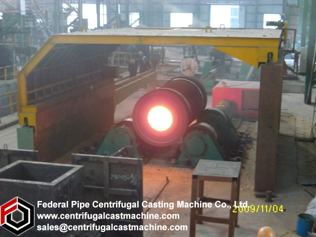 Horizontal Centrifugal Casting Machines 1