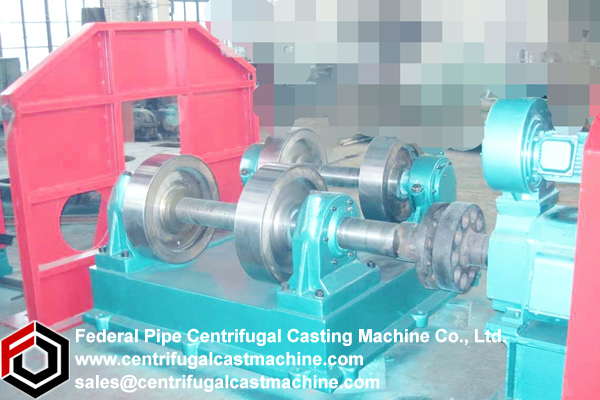 Horizontal Centrifugal Casting Machines 3