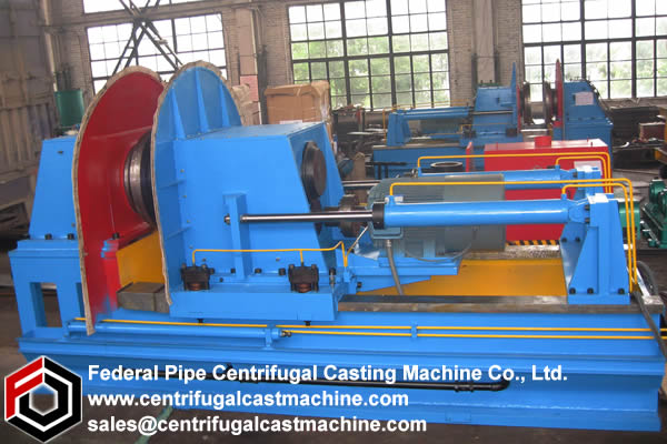 Centrifugal Babbitt Lining Machine 2