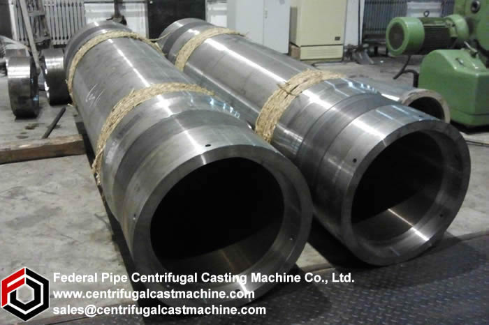 The effectiveness of centrifugal casting machine force in promoting