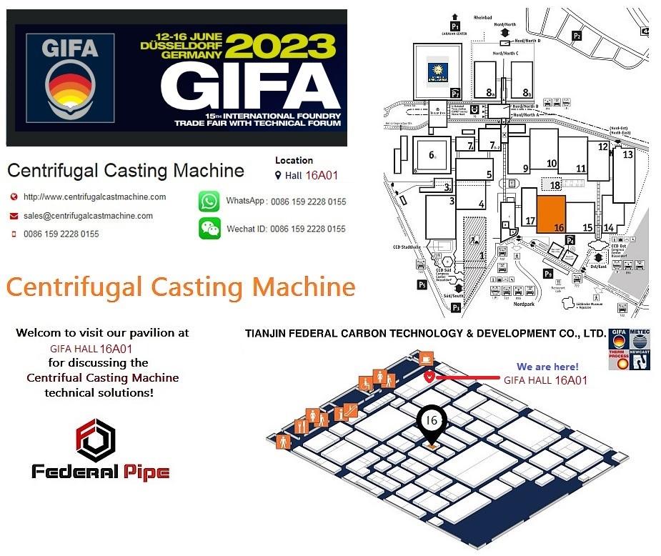 NEWS: GIFA 2019 Foundry EXHIBITION